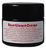 Cheap Living Libations – Organic/Wildcrafted Rose Glow Face Creme (50 ml)