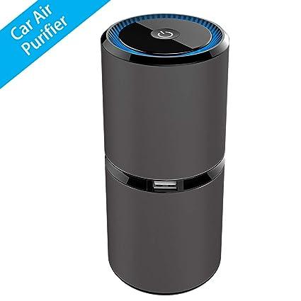 dd2993bfd Amazon.com  Thinkga Car Ionizer Air Purifier