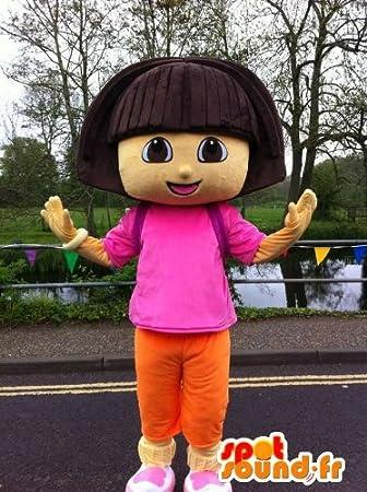 Mascota SpotSound Amazon personalizable Dora la Exploradora ...