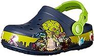Crocs Kids Teenage Mutant Ninja Turtle Light-Up Clog