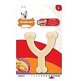 Nylabone Dura Chew Regular Original Flavored Wishbone Dog Chew Toy
