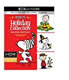 Peanuts Holiday Collection (4K Ultra HD + BD+UV)]]>