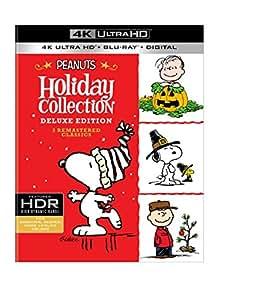 Peanuts Holiday Collection (4K Ultra HD + Blu-ray)