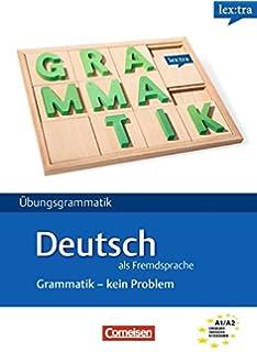Lextra deutsch als fremdsprache grund und aufbauwortschatz lextra deutsch als fremdsprache grammatik kein problem a1a2 bungsbuch fandeluxe Images