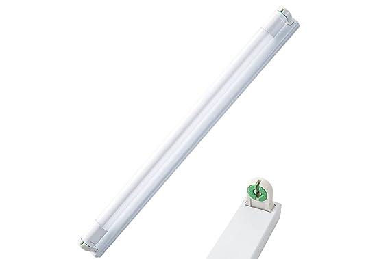 Plafoniere Neon 150 Cm : Plafoniera neon led 150 cm centimetri t8 attacco reglette supporto