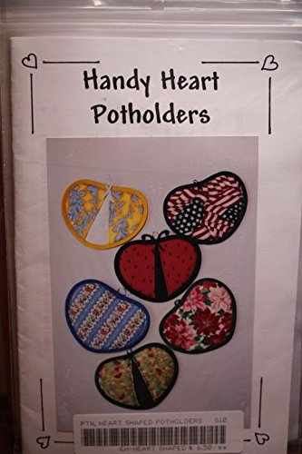 Handy Heart Potholders Quilt Patterns