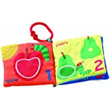Let's Count Clip-On Book, The Very Hungry Caterpillar