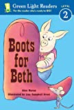 Boots for Beth, Alex Moran, 0613663527