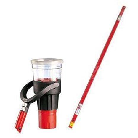 Pértiga para test de los detectores de humo con 4 m: Amazon.es: Bricolaje y herramientas