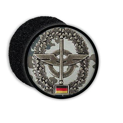Patch BW Nachschub ISAF Logistic Barett Abzeichen Einheit Bundeswehr Aufn/äher Tarnung #20885