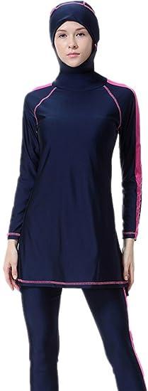Amazoncom Yeesam Muslim Swimsuits For Women Girls Swimwear