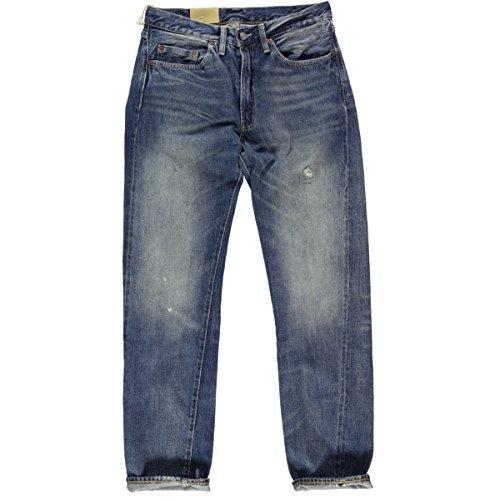 Levi's Vintage 1954 501 Jeans Rigid Blue - Blue - 32R