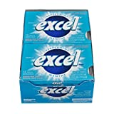 Excel Sugar-Free Gum, Peppermint, 12 Count