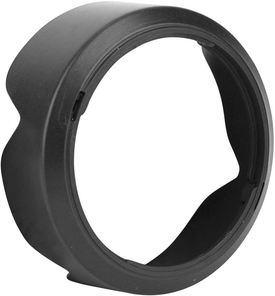 Mugast EW-54 ABS Lens Hood,Replacement Lens Hood for Canon EF-M 18-55 f//3.5-5.6 is STM Lens