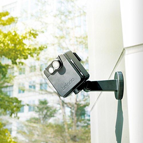 Brinno MAC200DN Portable Motion Activated Wireless Outdoor Security Camera (Black) by Brinno (Image #4)