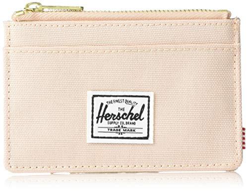 Herschel Supply Co. Men's Oscar RFID, Polka Cameo Rose, One Size