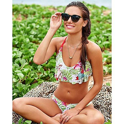 M Tuta Dimensione M fashion Donna Oudan Bikini Bikini colore 7dBaBwY