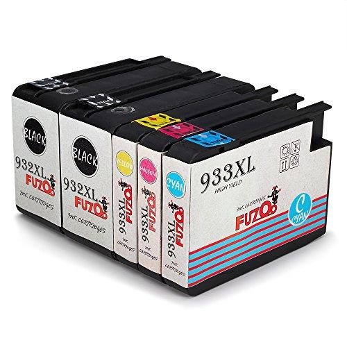 FUZOO Replacement Cartridges Magenta Officejet