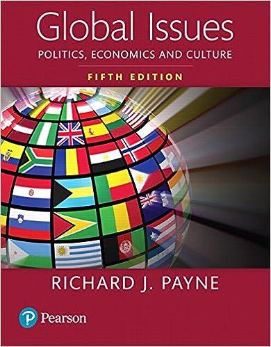 Amazon com: Global Issues: Politics, Economics, and Culture