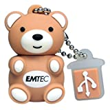 EMTEC M311 Animal Series 4 GB USB 2.0 Flash Drive (Teddy Bear)