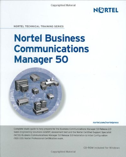 Nortel Business Communications Manager 50 ()