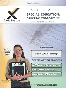 Book AEPA Special Education Cross-Category 22 by Sharon Wynne (2008-08-01)