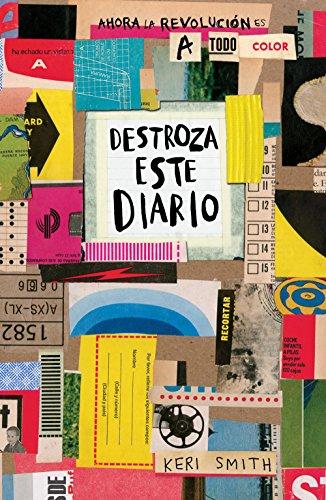 Destroza este diario Ahora a todo color (Libros Singulares)