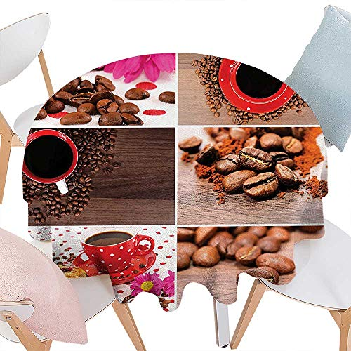 Round Tablecloth Suitable All Occasions,(178