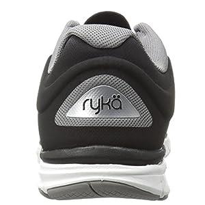 RYKA Women's Dynamic 2.5 Cross-Trainer Shoe,Black/White,9.5 M US