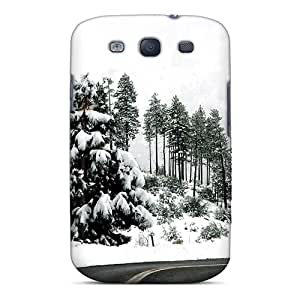 New Cute Funny The Dust Of Snow Case Cover/ Galaxy S3 Case Cover