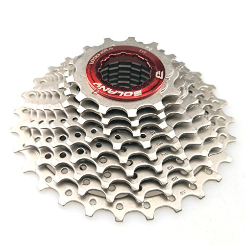 - FOMTOR 11 Speed Cassette 11-28t Compatible for Road Bike, Shimano Sram system