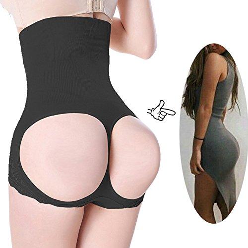 FUT Women High Waist Cincher Girdle Belly Slimmer Trainer Shapewear Butt Lifter Panties