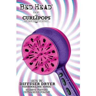 (New - Curlipops Diffuser Dryer Helen Of Troy )