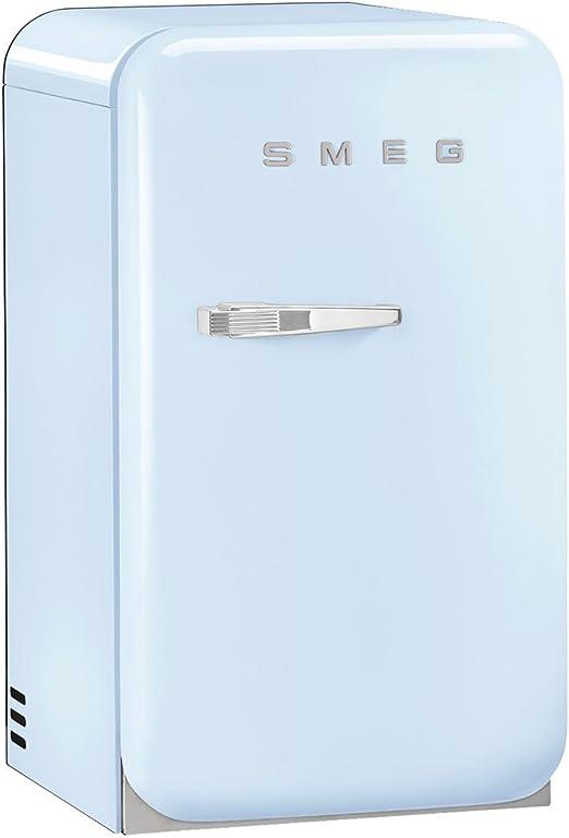 Smeg FRIGO 1P Celeste Der FAB5RPB (734x404x500): Amazon.es: Hogar