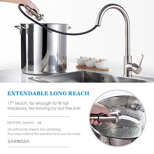 Kitchen Faucet, Sarissa