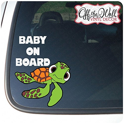 finding-nemo-squirt-baby-on-board-sign-vinyl-decal-sticker-for-cars-trucks
