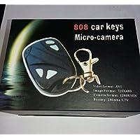 Novelty Car Alarm Remote Keychain DVR Hidden Camera Pinhole Digital Video Recorder Micro Camera- PC WebCam Car Key Chain Spy Camera
