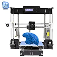 3D Printer Perfect-Office A8 DIY Wood high-Precision LCD Desktop 3D Printer kit, Build Size 220 × 220 × 240mm (self-Assembly) by Perfect-Office