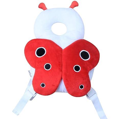 Cojín de Protección para la Cabeza de la Almohada del Bebé ...