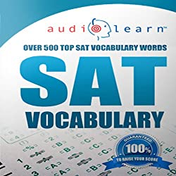 2013 SAT Vocabulary AudioLearn