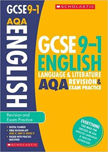 GCSE English AQA Revision & Practice Book for the Grade 9-1