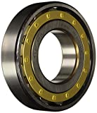 SKF N 319 ECM/C3 Cylindrical Roller Bearing, Single Row, Removable Outer Ring, Straight, Straight Bore, High Capacity, C3 Clearance, Brass Cage, Metric, 95mm Bore, 200mm OD, 45mm Width