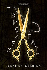Broken Fate by Jennifer Derrick ebook deal