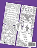 Bible Verse Coloring Book For Adults: Scripture