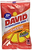 #1: David Seed Sunflower Seeds, Nacho, 0.8 Ounce