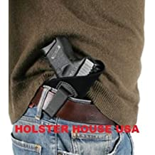 IWB Conceal Gun Holster Hi-Point 45 ACP 40,SW 9MM & 380 ACP,Smith+Wesson SD9 SD40, M&P M&P Compact,SIG Sauer P220,P224,P226,P227,M11-A1,P229,P239,P250,P250 Compact,P320,1911 Carry,1911 Ultra