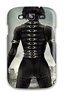 Tpu Fashionable Design Resident Evil 5 Retribution Rugged Case Cover For Galaxy S3 New