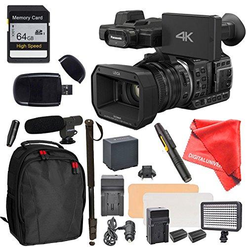 Panasonic HC-X1000 Camcorder High-Powered 20x Optical Zoom &
