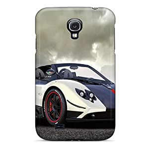 Galaxy S4 Case, Premium Protective Case With Awesome Look - Pagani Zonda Cinque Roadster