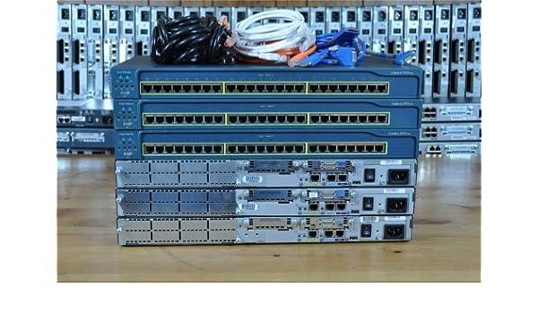 The Premium Cisco CCNA Home Lab Kit 1-Year Warranty: Amazon